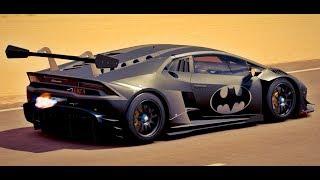 Lamborghini Huracán Do Batman - Forza Horizon 3 PC - GoPro - G27 ‹ ZoiooGamer ›