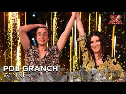 ¡Lágrimas y emociones! El ganador de Factor X 2018 es… ¡Pol Granch! | Gran Final | Factor X 2018