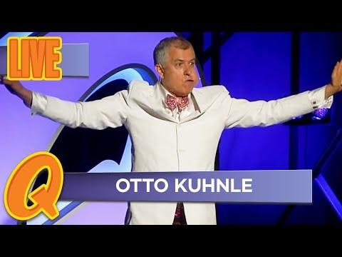 Otto Kuhnle: Der Tischtennisball-Zauberer | Quatsch Comedy Club LIVE