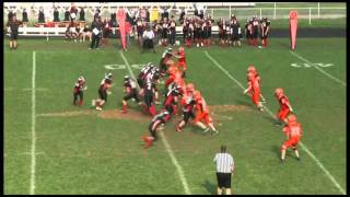 Kyle Thomas #10 - Little League QB Highlights