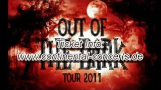 Trailer Out Of The Dark Tour 2011