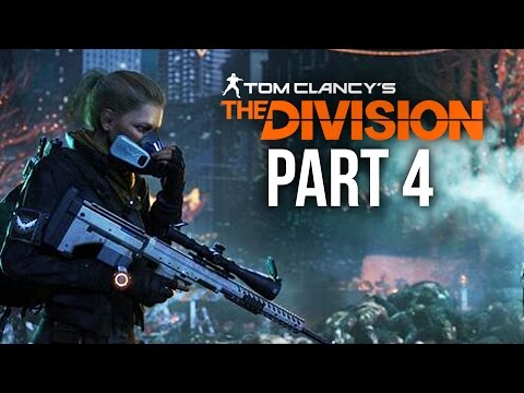 The Division Gameplay Walkthrough Part 4 - HUDSON REFUGEE CAMP (Full Game)