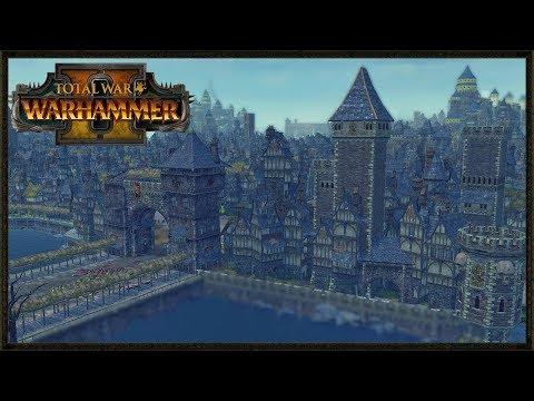 The Grand Siege Of Marienburg - Steel Faith Overhaul Mod - Total War Warhammer 2 Gamepaly