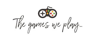 Kid-A  - The Games We Play