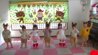 りす組リハーサル(クリスマス会)