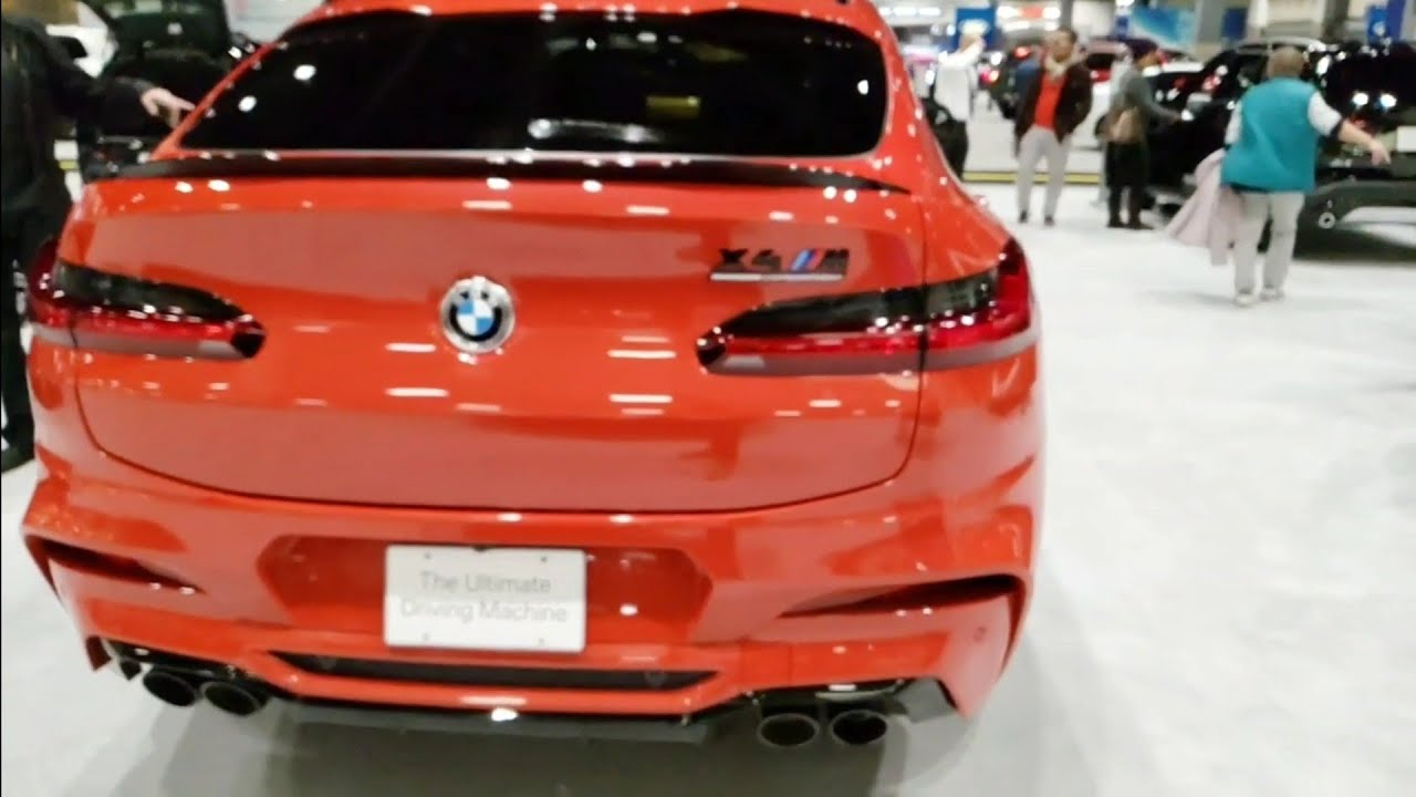 2021 BMW X4 M COMPETITION | 473 HP COMPACT SUV