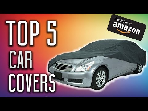 Best Car Covers in 2018 - Best Outdoor Car Covers Buyers Guide