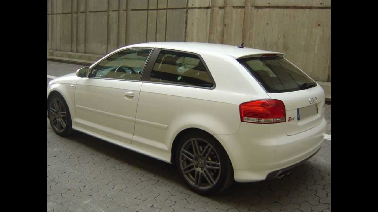 audi s3 quattro bv6 mod 2008 speed star youtube. Black Bedroom Furniture Sets. Home Design Ideas