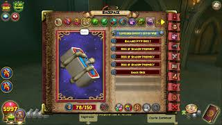 Wizard101 Guide: An Easier Way To Craft Darkmoor Decks!