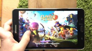 MEGA Chestopning+Clash of Clans Anfang am Handy