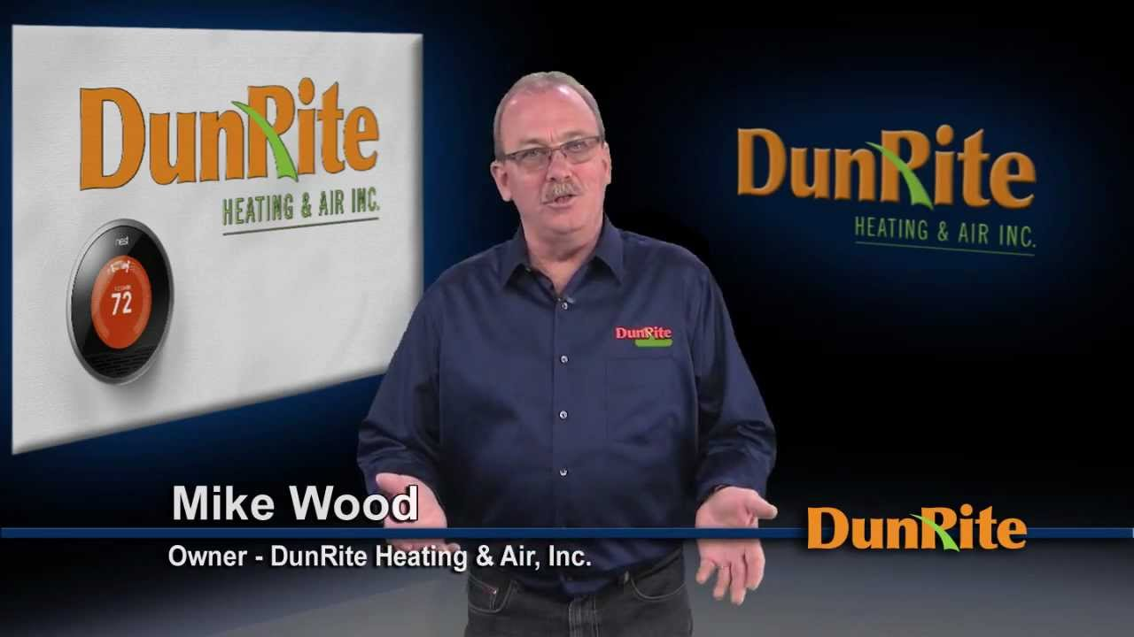 Heating And Air Conditioning Repair San Jose Dunrite Heating Air Inc Intro Video 408 353 4900 Youtube
