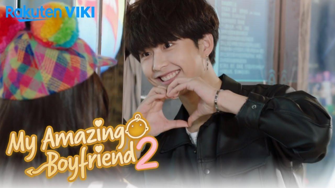 My Amazing Boyfriend 2 - EP8 | Romantic Surprise
