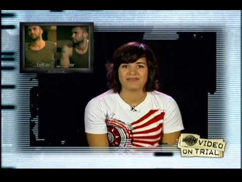 Video On Trial - Goodnight, Goodnight - Maroon 5