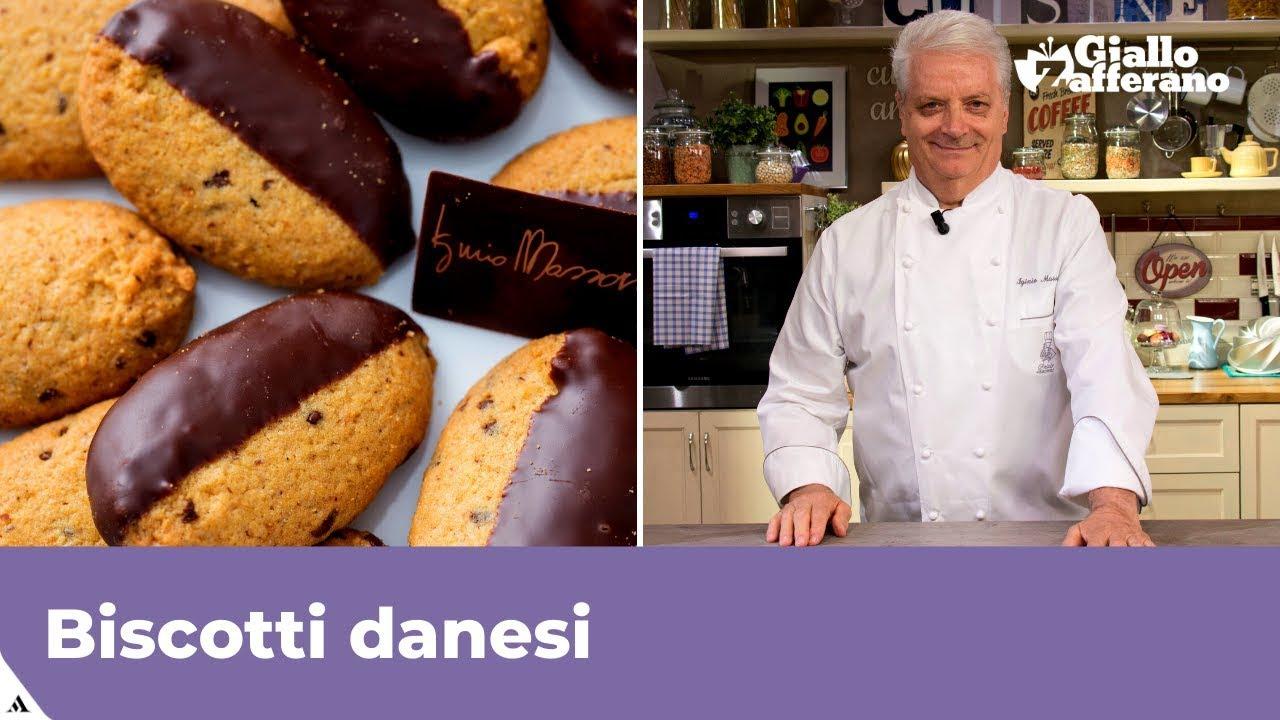 Ricetta Biscotti Al Burro Iginio Massari.Biscotti Danesi Di Iginio Massari Youtube