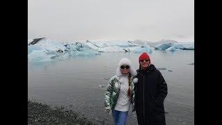 Исландия. Ляйсан Утяшева и Павел Воля