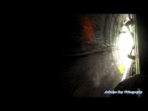 Tunnels,Saranda Forest,Chotanagpur Plateau and Twin Alco! : Alappuzha TATA Express