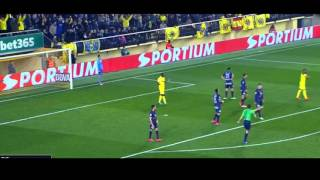 Video Gol Pertandingan Villarreal vs Huesca