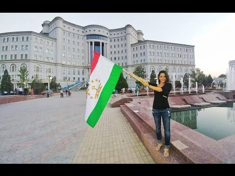 TRAVEL DIARY | TAJIKISTAN 2016 - Part 1