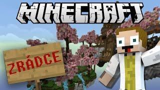 [GEJMR] Minecraft Minihry - Pedro, Jirka, Marwex - Zrádci, nevinní a detektivové #2