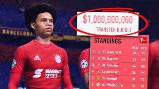 Gambar cover I Gave BAYERN MUNICH 2 1 BILLION DOLLARS!!! FIFA 20 Career Mode
