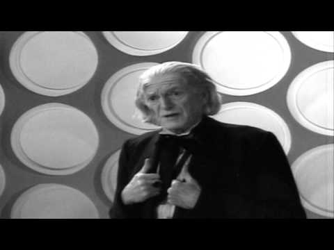 ''Goodbye Susan''  Doctor Who Speech Remastered William HartnellDavid Bradley