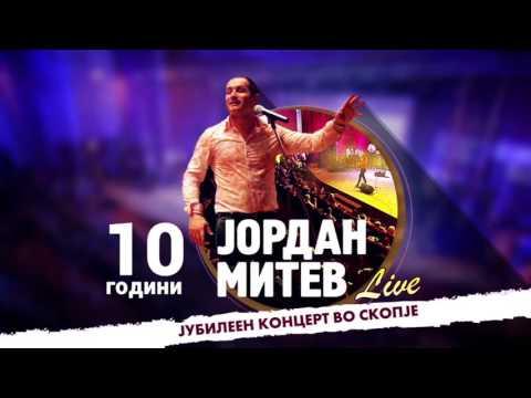 JORDAN MITEV - JUBILEEN KONCERT VO SKOPJE (15.05.2015)