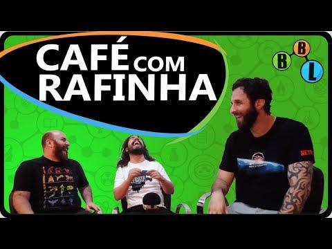 Café com Rafinha Bastos - Café Com Quê? 29 | BláBláLogia