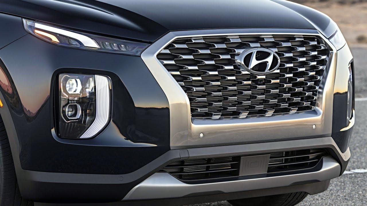 8 Passenger Suv >> 2020 Hyundai Palisade 8 Seater Suv By Hyundai All New Hyundai Palisade 2020