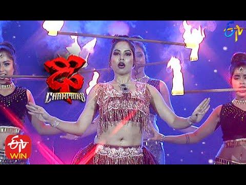 Tejashwini Performance | Dhee Champions | 18th November 2020 | ETV Telugu