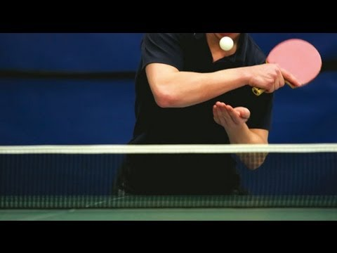 Table tennis tricks serve training 2013 youtube - Serving in table tennis rules ...