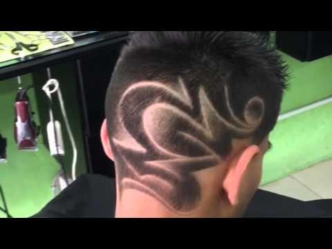 Imagenes de tribales en cortes de cabello