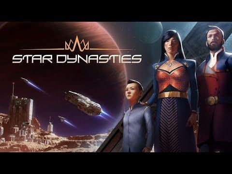 Star Dynasties - Crusaders Kings Espacial!  