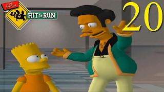 The Simpsons: Hit & Run - Episodio 20: Un problema alienígena con Buzz Cola