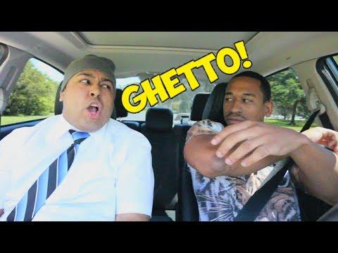 GHETTO DRIVER'S INSTRUCTOR!
