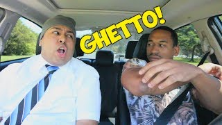 GHETTO DRIVER'S INSTRUCTOR!