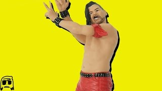 Shinsuke Nakamura NJPW WWE NXT FREEing Figure Unboxing & Review!!