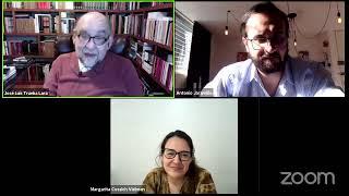 """""""Yaopan. Un juego de la conquista"""" charla con Margarita Cossich y Antonio Jaramillo"""