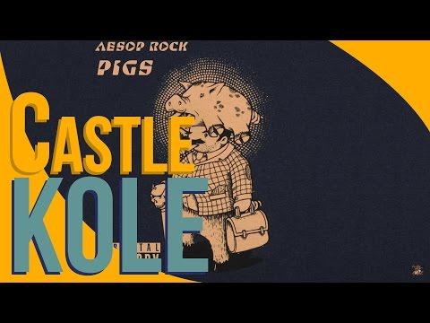Pigs Lyrics - Ft. Aesop Rock (Prod. Blockhead)