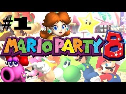Mario Party 8 Play-Thr...