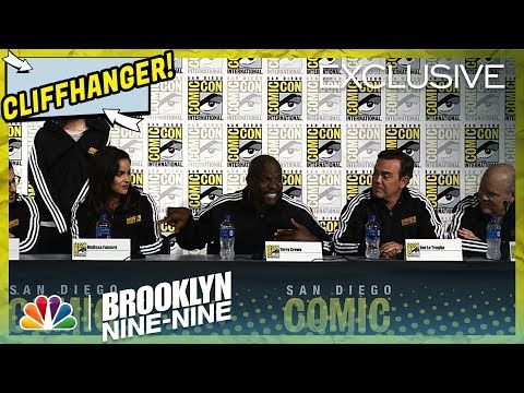 Brooklyn Nine-Nine Panel Highlight: What's Coming for Season 7 - Comic-Con 2019 (Digital Exclusive)