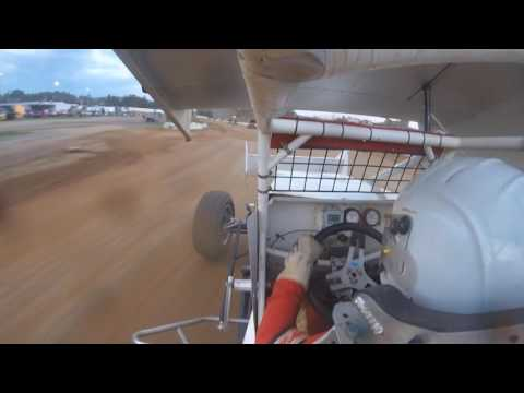 305 sprintcar Heat and Feature at Bedford speedway 7/30/17