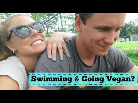 Swimming Sections & Going Vegan??