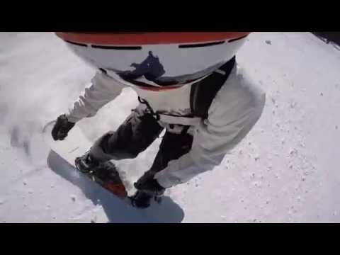 GoPro - Snowboarding Ski Apache, Ruidoso, NM 2015