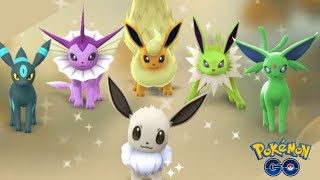 THE QUICK APPRAISAL TRICK WILL SAVE YOU TIME DURING COMMUNITY DAY + BEST EEVEELUTION - POKEMON GO