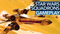 So spielt sich das neue Star-Wars-Game - Gameplay-Preview zu Star Wars: Squadrons