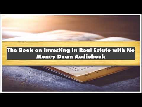 Brandon Turner The Book on Investing In Real Estate with No Money Down Audiobook