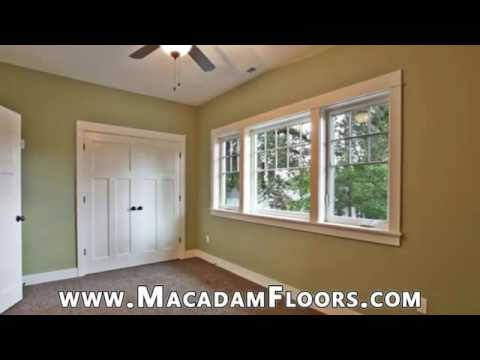 Macadam Floor And Design   Flooring Options