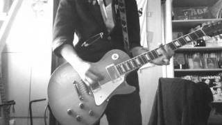 ハイロウズ「カラスとオレがジャジャジャジャーン」弾いてみました。