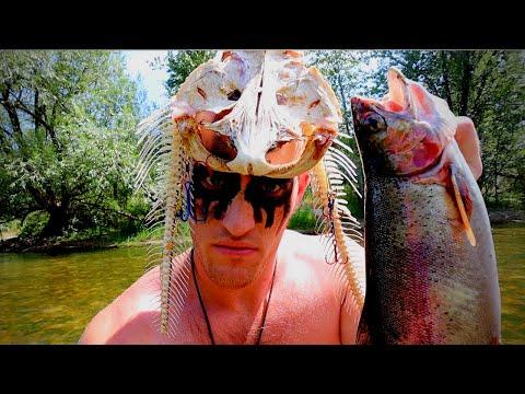 No Bait, No Rod, No Reel Fishing Challenge!