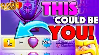 HOW TO ATTACK LIKE A TOP PLAYER IN CLASH OF CLANS!